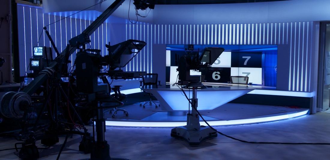 Lichtdesign für Al Jazeera Arabic Channel, Doha/Qatar
