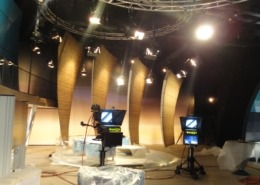 ERTU TV Studio 5 Nile News, Cairo-Egypt
