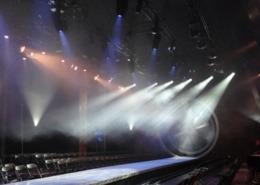 Germany`s Next Topmodel by Heidi Klum, Staffel 2-7, Lichtdesign für die Auftaktsendung