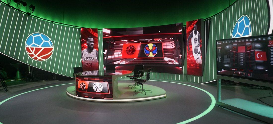 backstage - Ralf Wapler, Lichtdesign für Tencent Sports Group