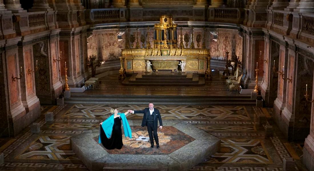 Metropolitan Opera NY Diana Damrau & Joseph Calleja
